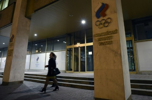 Head of Russia's anti-doping agency resigns