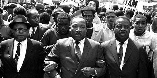 FBI tapes allege Martin Luther King Jr. watched a rape: report - Business Insider