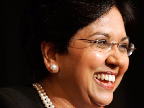 Pepsi CEO Indra Nooyi shares the most valuable management advice she's ever received