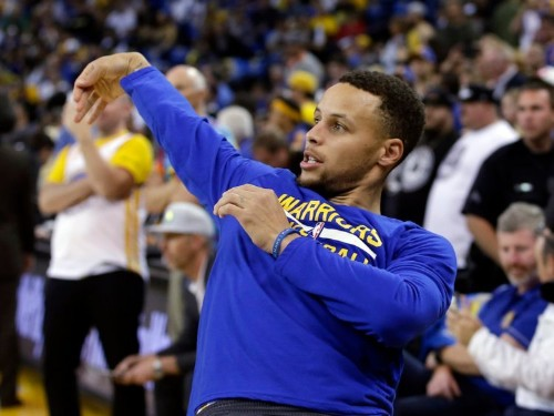 How Stephen Curry became the best shooter the NBA has ever seen