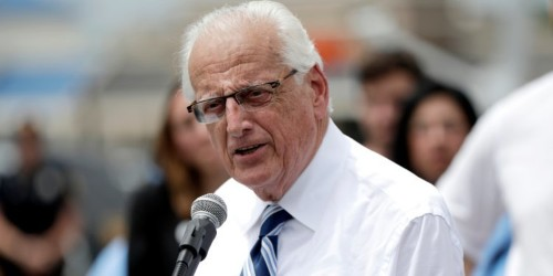 "AOC welcomes 82 year-old congressman Bill Pascrell to ""The Squad"""