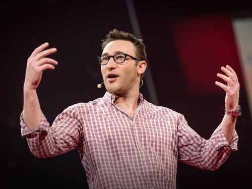 Bestselling author Simon Sinek says the most successful leaders have this person in their lives