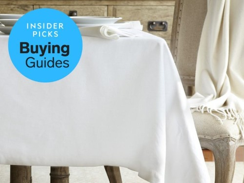 The best tablecloths you can buy