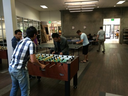 What It's Like Working At LinkedIn's Silicon Valley Offices
