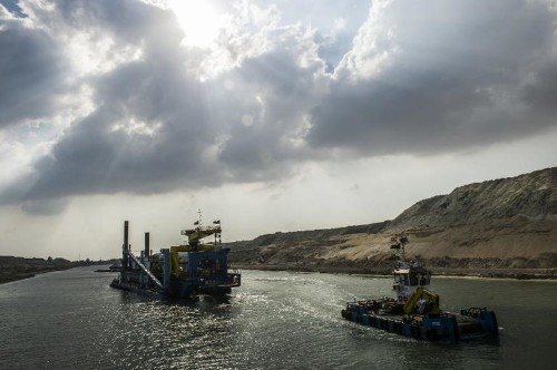 Egypt to inaugurate Suez canal expansion in August