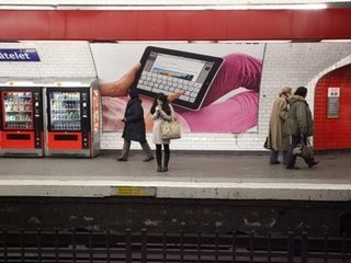 There's rampant sexual harassment on the streets and subways of Paris