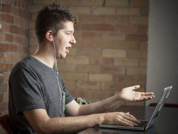 How This 25-Year-Old Made $66,000 In A Month By Teaching An Online Course - Business Insider