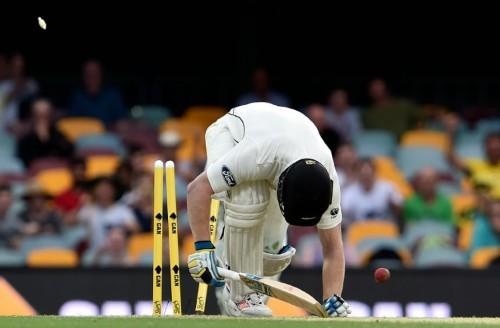 Australian pace demons rip through Kiwi batsmen
