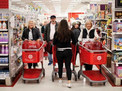 Walmart and Target are inching in on department stores' turf