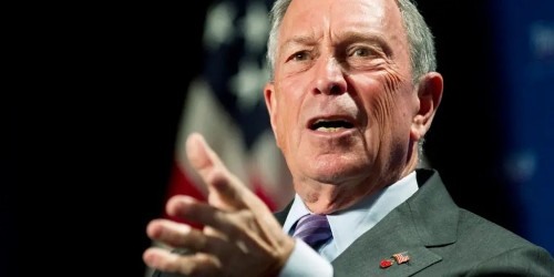 'Too much wealth is in too few hands' — Michael Bloomberg slams Trump's tax cuts as a gift to the rich