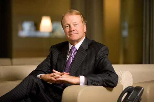Cisco's John Chambers on Pindrop investment - Business Insider