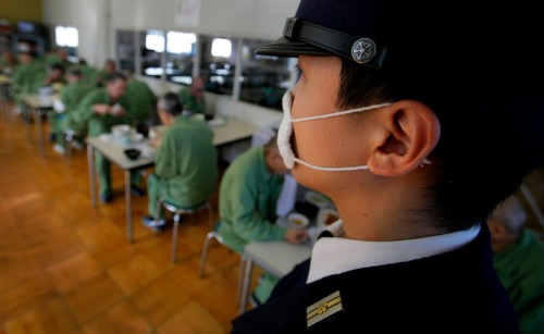 Japan's struggling economy is putting 80-year-olds in prison