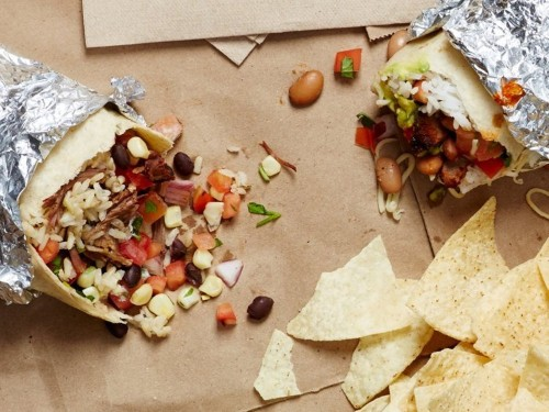 The Chipotle Challenger Series: Win a year's worth of free burritos