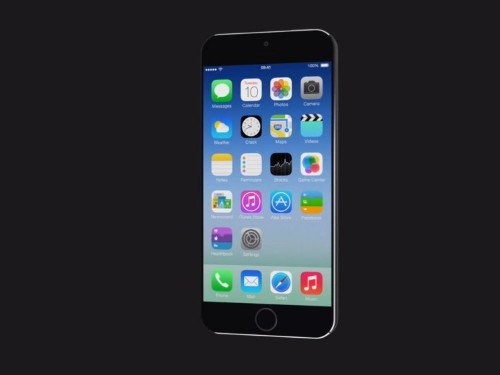The iPhone 6 Is Coming In September And It Will Be In Two Sizes With A Higher-Resolution Screen