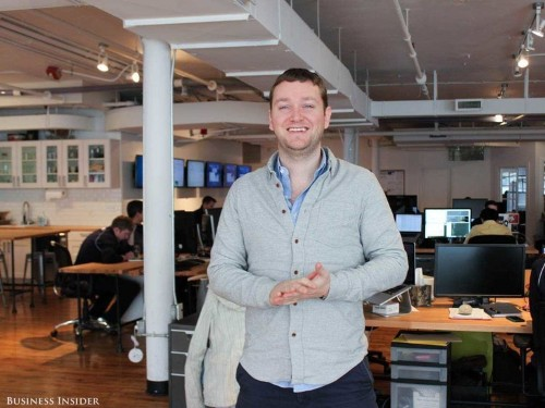 Take a tour of Betterment, the $500 million New York startup with insane perks for its employees