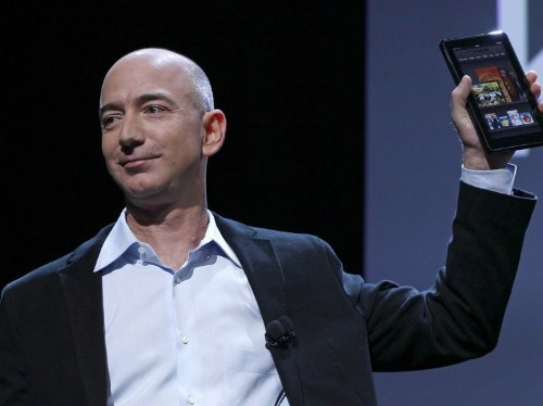 The 3 Books Amazon's Jeff Bezos Asks His Senior Managers To Read
