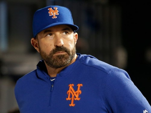 Mets Callaway, pitcher got into a heated confrontation with a reporter
