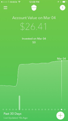 I used an app to start investing, and it made me realize how little I know