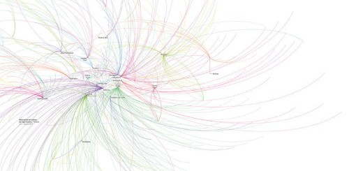 These Maps Visualize London's 2.4 Billion Bus Journeys In A Whole New Way
