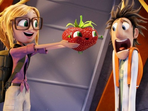 'Cloudy With A Chance Of Meatballs' Sequel Eats Up The Competition — Here's Your Box-Office Roundup