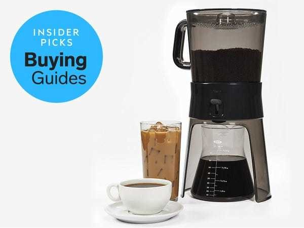 The best cold-brew coffee makers you can buy - Business Insider