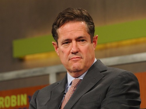 Jes Staley loses £300,000 on his first day as CEO at Barclays
