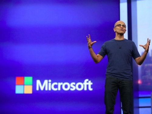 Microsoft's 'next billion dollar business' is launching today