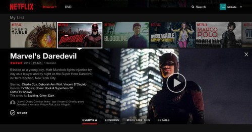 Netflix just launched its newly designed website — and it gets rid of one of its most annoying features
