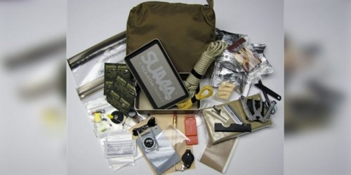 Check out this tiny Navy SEAL survival kit