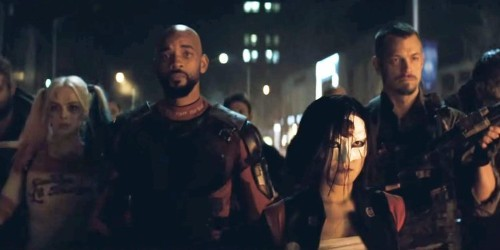 Why 'Suicide Squad' won't go after an R rating