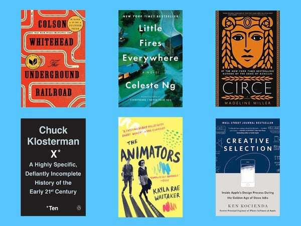 The 29 best books we read in 2018 - Business Insider