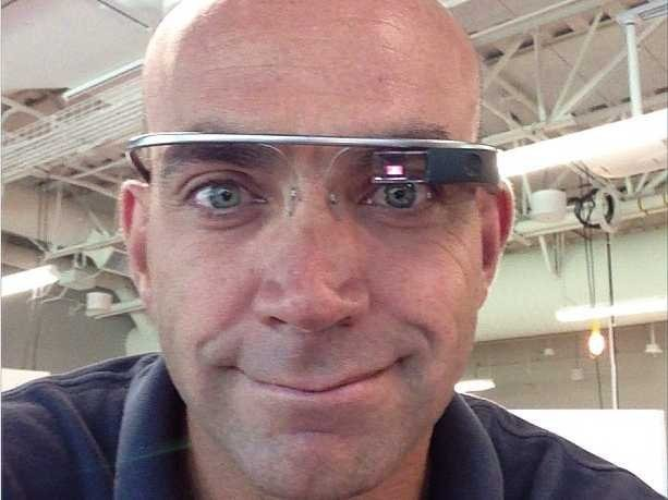 Google Glass Is Both Cool And Creepy