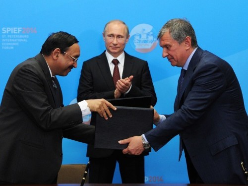 Azerbaijan Politics: Quick View - SOCAR Signs Deal With Russian Energy Firm