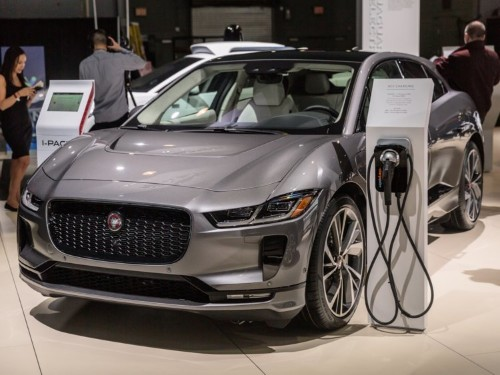 How Tesla Model X compares to rivals Jaguar I-Pace and Audi e-tron