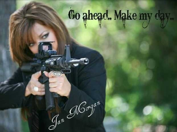 Gun Range Owner Declares Her Business A 'Muslim Free Zone'