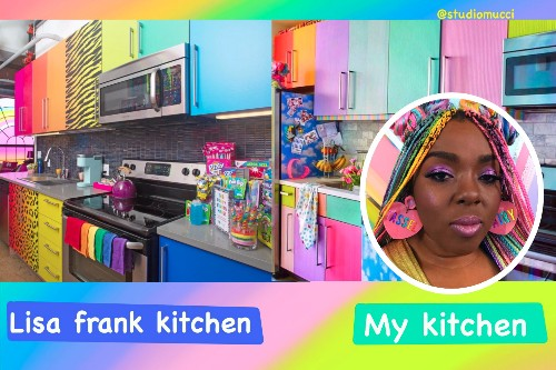 Influencer accuses Lisa Frank of stealing, profiting off her apartment - Business Insider