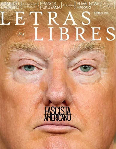 Mexican magazine portrays Donald Trump as Hitler on its cover