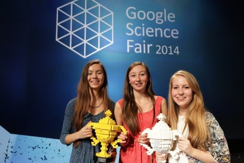 3 Girls Won The Google Science Fair With A Bacteria-Based Plan To Solve The Food Crisis