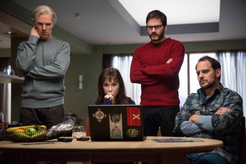 The First Trailer For WikiLeaks' Movie 'The Fifth Estate'