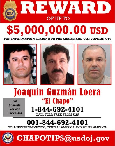 ONE YEAR LATER: The rise and fall of 'El Chapo' Guzmán, the world's most ambitious drug lord
