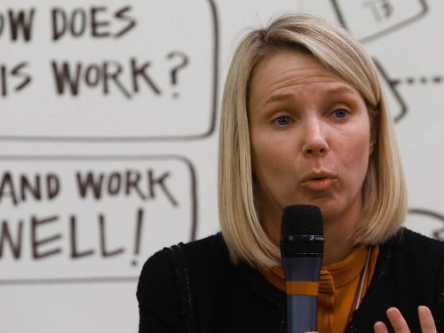 Marissa Mayer's New Rule For App Design