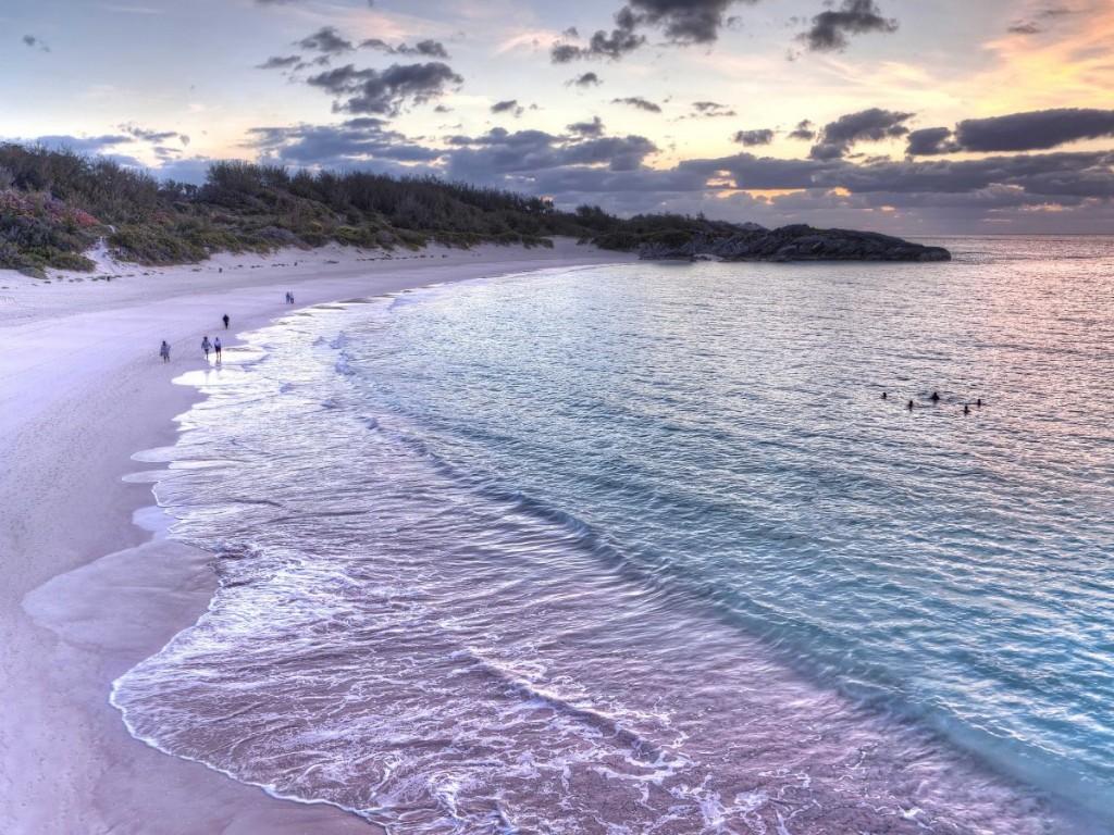 beaches - Magazine cover