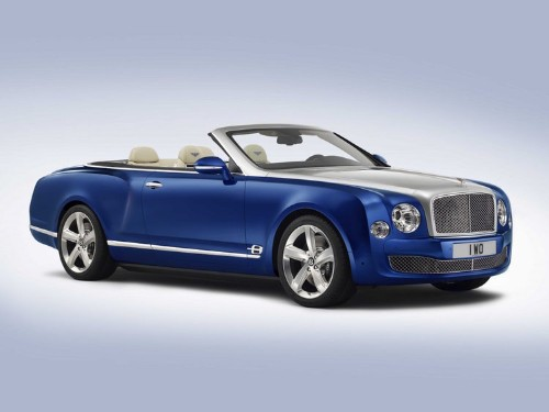 Bentley created an ultra-exclusive convertible that only 19 people in the world will be able to buy