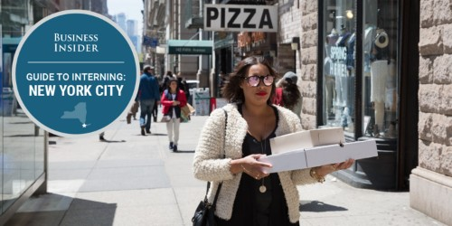 The ultimate guide to being a summer intern in New York City