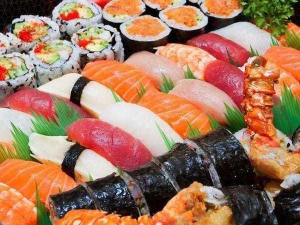 13 surprising secrets about sushi - Business Insider