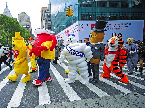The 34 greatest (and most recognizable) brand mascots of all time - Business Insider