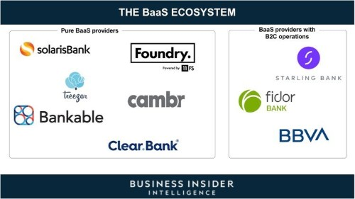 The Rise of Banking-as-a-Service Research Report from Business Insider