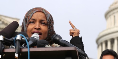 Rep. Ilhan Omar had a heated exchange with Trump's Venezuela envoy over his role in the US's violent history in Central America
