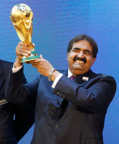 FIFA Faces Calls To Redo 2022 World Cup Vote After Qatari Corruption Bombshell
