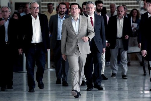 Greece in last-ditch EU talks to break debt deadlock